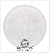 The King Lear Plaster Ceiling Rose 550mm